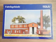 (C1350) Pola Spur N Art.-Nr.242 Fabrikgebäude Meister Modell