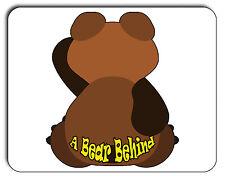A Bear Behind Mouse Mat, mousepad