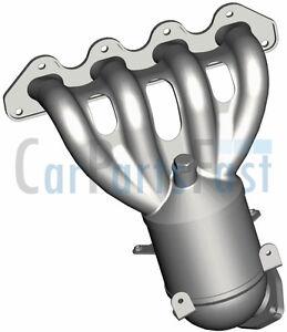 VX6080T Catalytic Converter ALFA ROMEO 159 1.8i 16v (939A4000 engine) 03/07-11/1