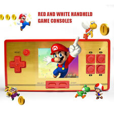 Classic Retro portable Game Console 2-6inch screen 600-Games rechargable NEW