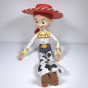 Disney Pixar Toy Story Jessie Talking Pull String Doll Complete With Hat Mattel