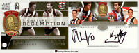2011 Select AFL Infinity Signature Redemption Card MS4 Pendlebury/Hayes