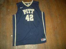 159f3ff80f08 Pitt Panthers  42 XL Men Basketball Jersey