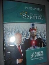 DVD N°17 VIAGGIO NELLA SCIENZA PIERO ANGELA LA GUERRA DEL FUTURO