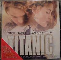 CD Titanic / Original Soundtrack - by James Horner