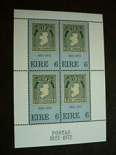 Stamps - Ireland - Scott# 326a - Souvenir Sheet