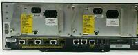 Cisco 7206VXR w/ NPE-G2 & Dual AC PWR CISCO7206VXR - 1 Year Warranty