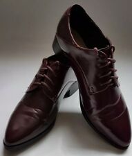 Atmosphere Ladies Lace-up Point Toe Block Heel Shoes Size 6