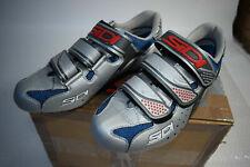 Sidi Scarpe Zeta Cycling Shoes Woman Road Size 36/37 Blue/Silver