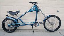 Schwinn Stingray Bike OCC Chopper Adult XL Blue Limited Edition