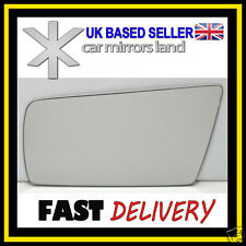 Left Passenger Side Wing Mirror Glass  MERCEDES C-Class W202 93-00 Convex