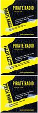 Pirate Offshore Radio Jingles Caroline London  etc Studio Quality Vols 1,2 & 3