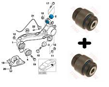 BMW 3 Z1 Z4 E36 E46 E85 E89 M3 / Rear Axle L+R Mount Trailing Ball Joint TRW