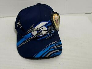 Nascar Snap Back Ball Cap Mark Martin Roush Racing Flash Hat #6