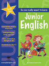 Junior English: Book 1 by Andrew Hammond (Paperback, 2007)