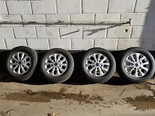"""New Ford Transit Custom 16"""" alloy wheels with tyres"""