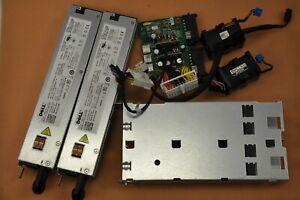Dell Poweredge R310 Server Redundant Power Supply Kit - 2x PS, 2x FAN, Backplane