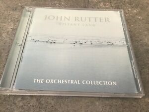 John Rutter Distant Land The Orchestral Collection Beatles Concerto CD Free Post