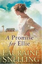 A Promise for Elli by Lauraine Snelling - Daughters of Blessing Book 1 - PB
