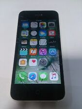 Apple iPhone 5C 8GB A1532 (Credo) - White - Fair Condition - CLEAN ICLOUD !!