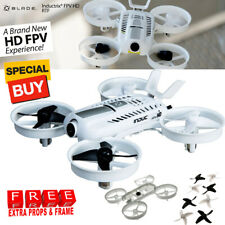 Blade Inductrix FPV HD Micro Drone RTF w/ FREE Extra Props & Frame