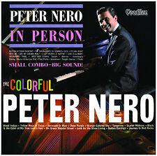 Peter Nero - The Colourful Peter Nero & Peter Nero in Person - CDLK4504