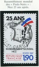 stamp / TIMBRE FRANCE OBLITERE N° 2481 LES PIEDS NOIRS
