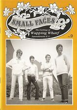 SMALL FACES - THE DARLINGS OF WAPPING WHARF LAUNDERETTE  MAGAZINE NUMBER 9   MOD