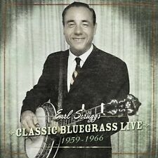 1959-1966 Classic Bluegrass Live - Scruggs,Earl (2002, CD NEUF)