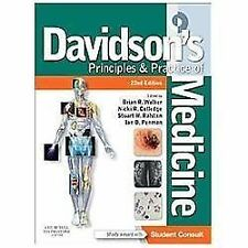 ONLINE CODE. Davidson Principle and Practice of Medicine(INTERNATIONAL Edition)