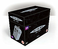 Doctor Who: Complete Series 1-4 Dvd Brand New & Factory Sealed