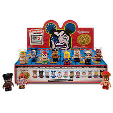 Sold Out Disney Vinylmation - Extreme Wrestlers  CASE of 24 w CHASER Sealed