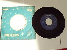 """WILMA DE ANGELIS """"CERASELLA"""" disco 45giri PHILIPS Italy 1959"""