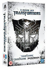 Transformers 1-3 Box Set [DVD], Good DVD, Shia LaBeouf, Rosie Huntington-Whitele