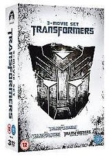Transformers 1-3 Box Set [DVD] 3 Movies. Uk Region 2. Freepost In Uk. New Sealed