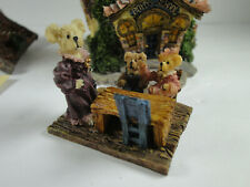 Boyds Bearly-Built Villages - Bearly a School - Style #19004