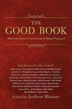 The Good Book: Writers Reflect on Favorite Bible Passages-ExLibrary