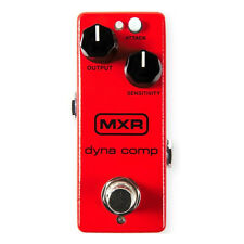 MXR M291 Dyna Comp Mini Compressor Compression Guitar Effects Pedal Stompbox