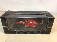 Onyx Model Cars F1 92 Collection. Ferrari F92A Jean Alesi. 137. Die Cast. 1:43