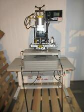 Stamprite 12 Ton Air Hot Stamp Press 6 With Mitsubishi Got1000 Touch Control