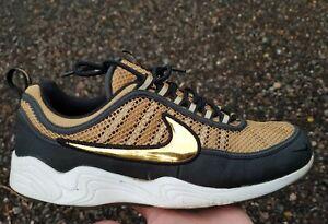 Nike Air Zoom Spiridon '16 UK 10.5 Gold Nike Lab Limited Edition