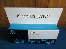 HP 771A B6Y21A DESIGNJET Z6200 PHOTO BLACK INK CARTRIDGE 8/2021