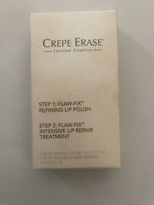 CREPE ERASE Trufirm Complex Intensive Lip Repair Treatment Step 1 & 2 sealed NIB