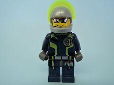 Lego Figur Agents Agent Fuse mit Helm agt009  8630
