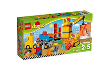 Lego 10813 DUPLO® Big Construction Site  BRAND NEW