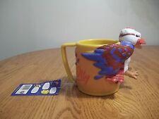 2000 SYDNEY AUSTRALIA OLYMPICS OLLY Mascot HARD PLASTIC COFFEE CUP/MUG NEW NWT