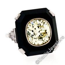 Anillos de joyería con diamantes de platino de compromiso VVS2