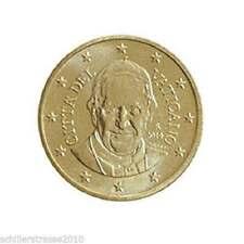 50 Cent Pièce de monnaie Vatican 2014 Pape François BU de KMS