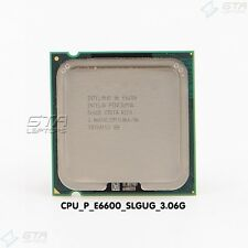 Intel Pentium E6600 3.06GHz SLGUG LGA775 Dual-Core CPU Working Pull