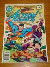 ACTION COMICS #495 DC NEAR MINT CONDITION SUPERMAN MAY 1979